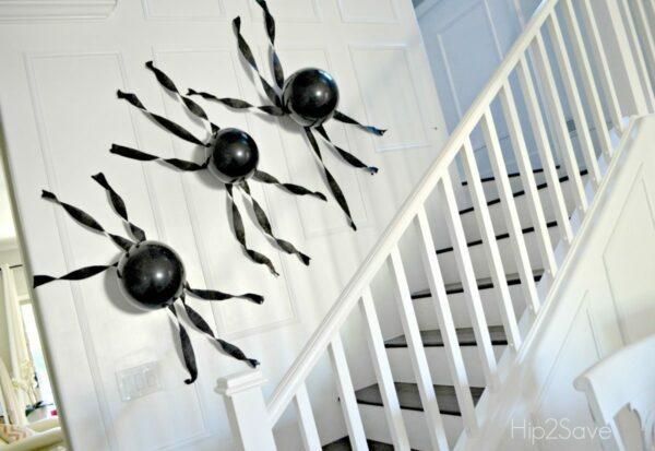 halloween balloon ideas