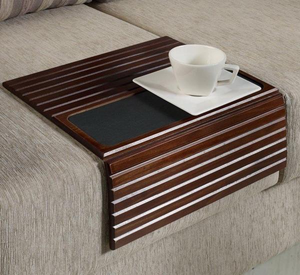 sofa caddy table