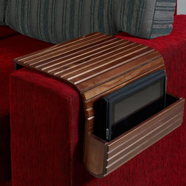 sofa remote organizer